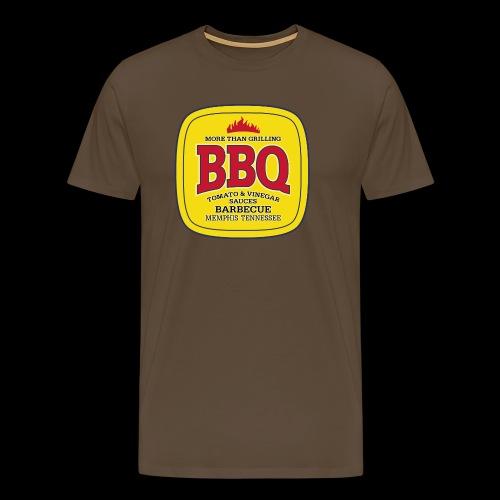 BBQ Barbecue - Männer Premium T-Shirt