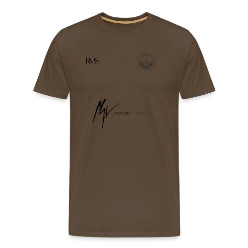 Fastlife Cityboyz - Mannen Premium T-shirt