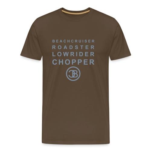 textecb - T-shirt Premium Homme