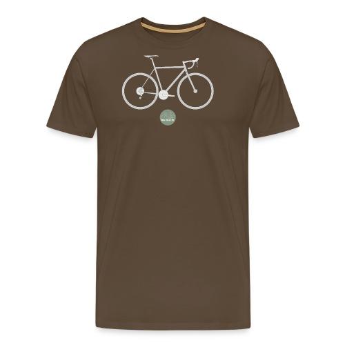 bike png - Men's Premium T-Shirt