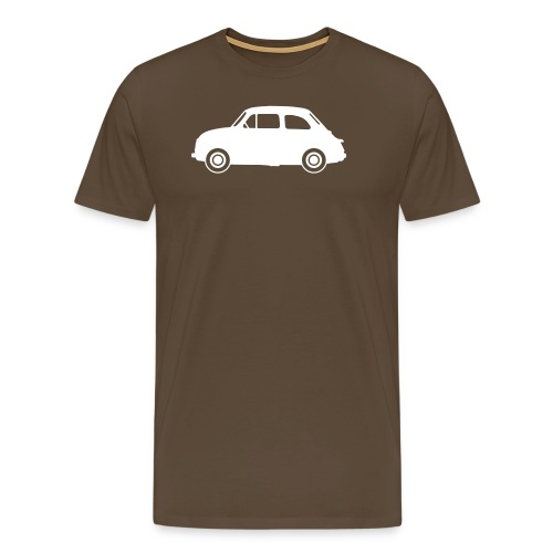 fiat_500 - T-shirt Premium Homme