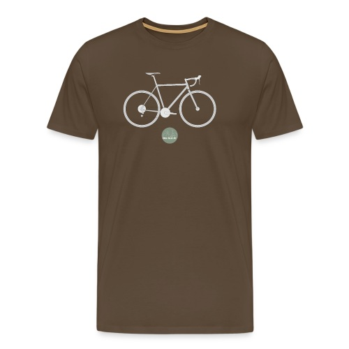 bike png - Men's Premium T-Shirt