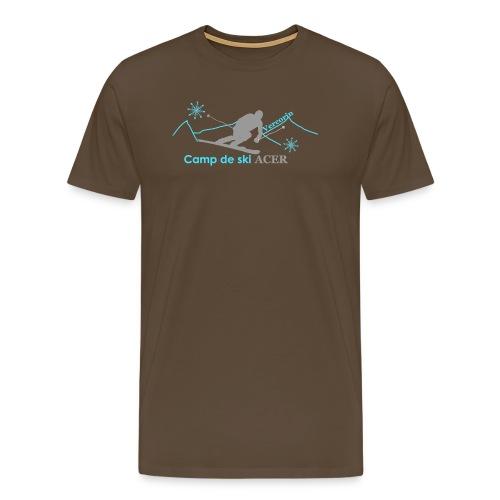 Camp ACER Vercorin - T-shirt Premium Homme