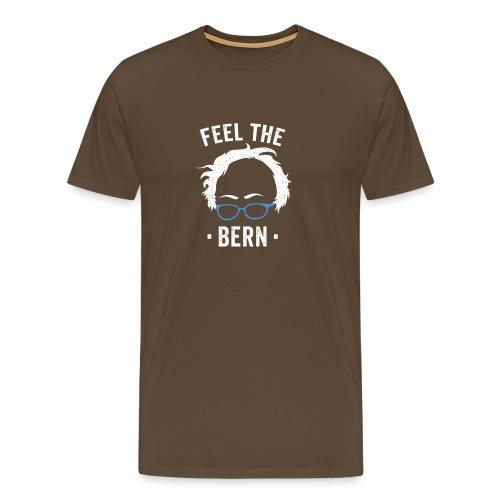 bernie sanders For Now - Premium-T-shirt herr