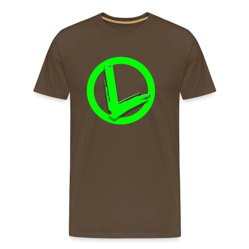 logo big png - Men's Premium T-Shirt