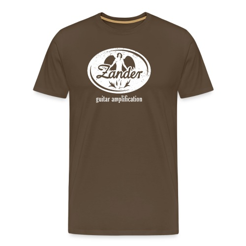 ZANDER GUITAR AMPLIFICATION - Männer Premium T-Shirt