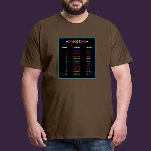 Ranking - T-shirt Premium Homme