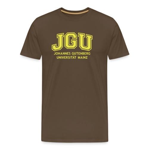 jgu - Männer Premium T-Shirt
