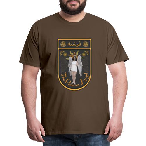 Persian Angel Anahita - Farsi Angel - Men's Premium T-Shirt