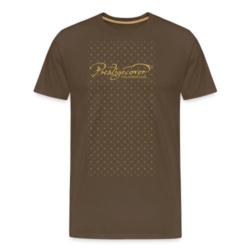 prestige_gold_lang - Männer Premium T-Shirt