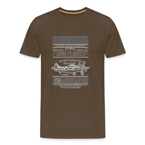 High Flights - Men's Premium T-Shirt