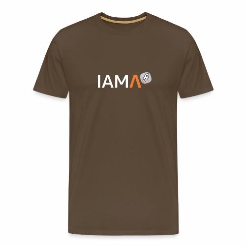 IAMΛ - T-shirt Premium Homme
