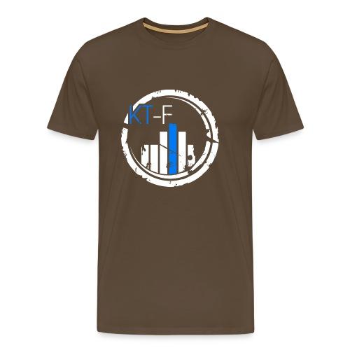 ktf rund png - Männer Premium T-Shirt