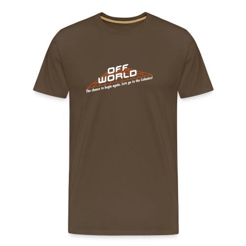 offworld - Men's Premium T-Shirt