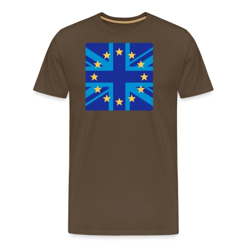 Euro UK T shirt - Men's Premium T-Shirt