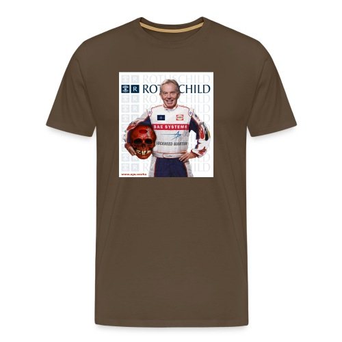 Inhuman Race - Men's Premium T-Shirt