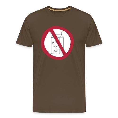 no milk - Männer Premium T-Shirt