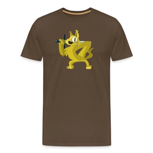 Schola Gladiatoria Lynx - Men's Premium T-Shirt