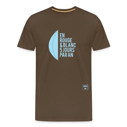 TSHIRTLOGO - T-shirt Premium Homme
