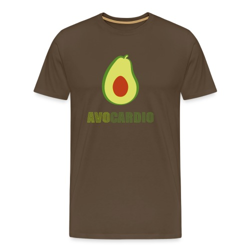 Avocardio im Alltag - Männer Premium T-Shirt