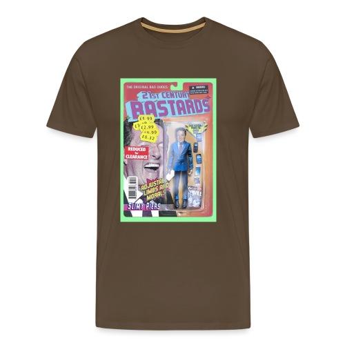 morganL jpg - Men's Premium T-Shirt