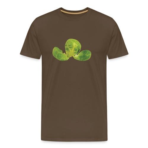 003_spruitje - Mannen Premium T-shirt