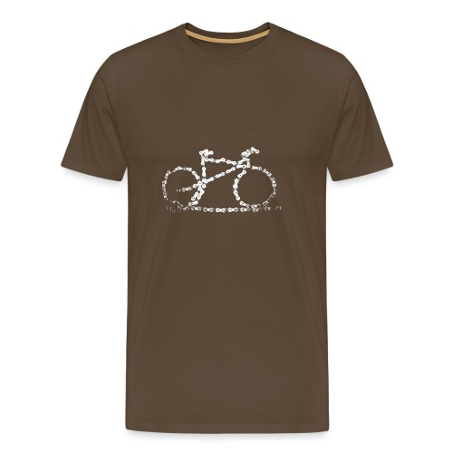 bike3_large - Men's Premium T-Shirt