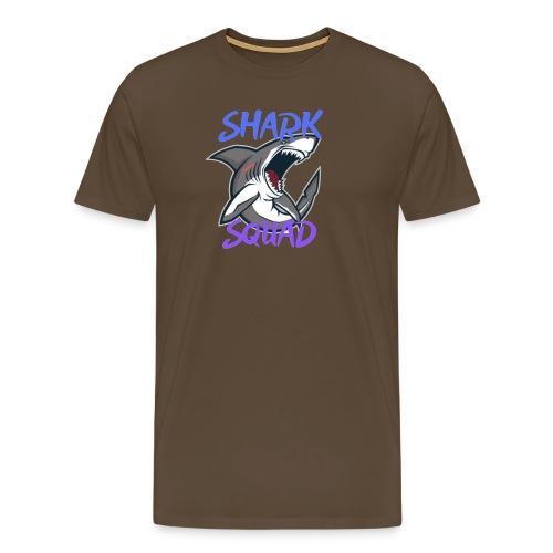 Shark Squad - PowerMEGAL0D0N - T-shirt Premium Homme