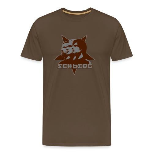 schberg - Männer Premium T-Shirt