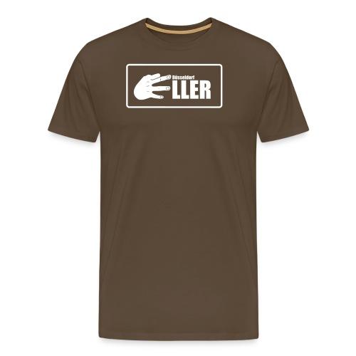 beef eller hand - Männer Premium T-Shirt