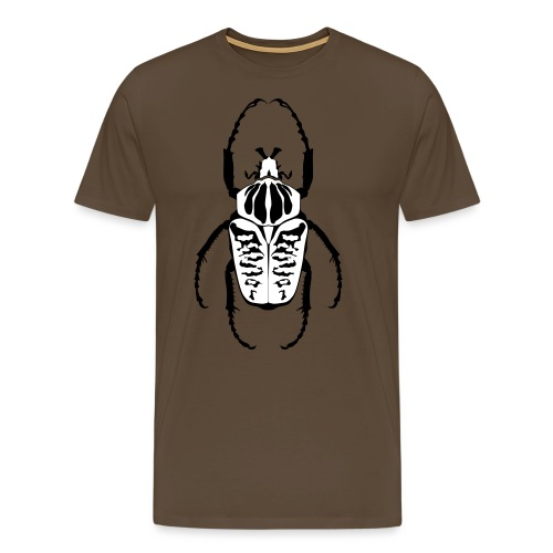 Goliath Scarab - Koszulka męska Premium