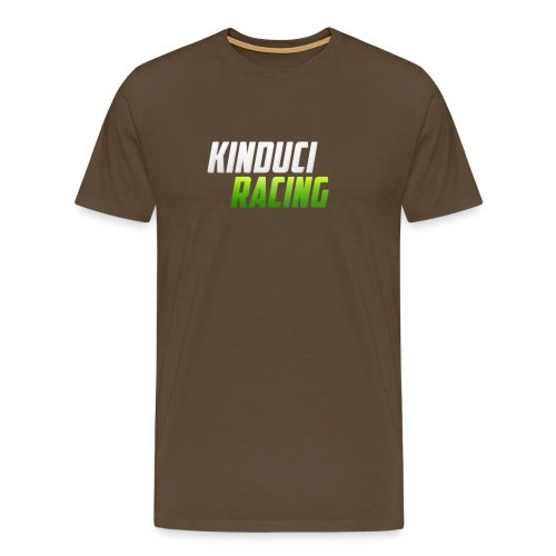 kinduci racing logo - Men's Premium T-Shirt