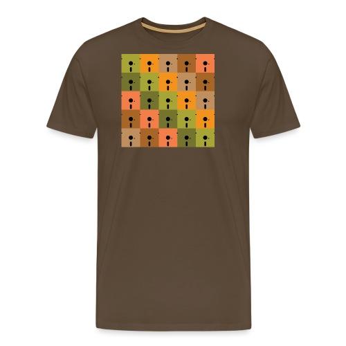 Autumn Floppies - Men's Premium T-Shirt