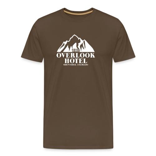 The Overlook Hotel merch - Herre premium T-shirt
