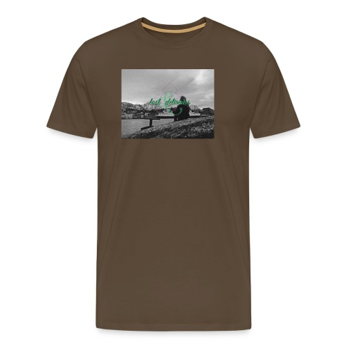 Lost and delirious - Premium T-skjorte for menn
