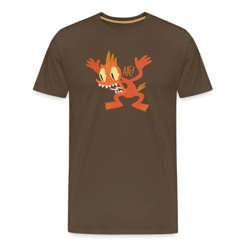 Cyril the Mutant Goldfish - Men's Premium T-Shirt