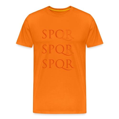 spqr - Camiseta premium hombre