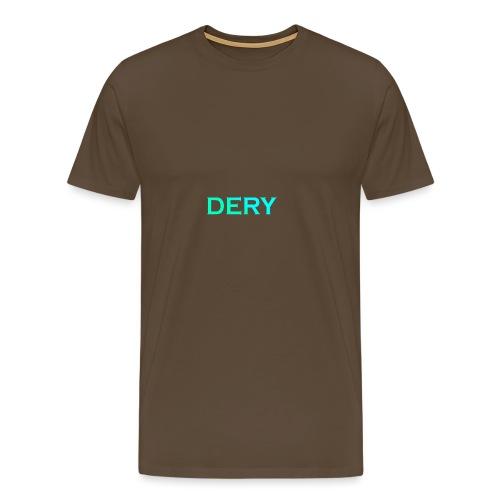 DERY - Männer Premium T-Shirt