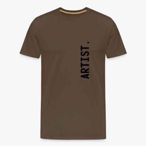 ARTIST. - T-shirt Premium Homme