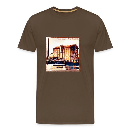 TOM - Camiseta premium hombre