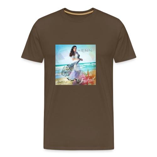 Auf in die Freiheit - Männer Premium T-Shirt
