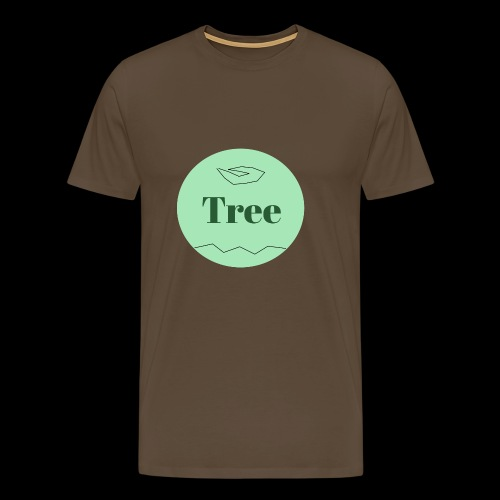 Tree1 - Männer Premium T-Shirt