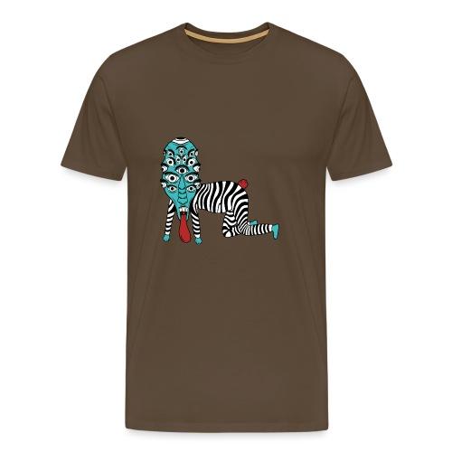 SpaceHoop - Alien - T-shirt Premium Homme