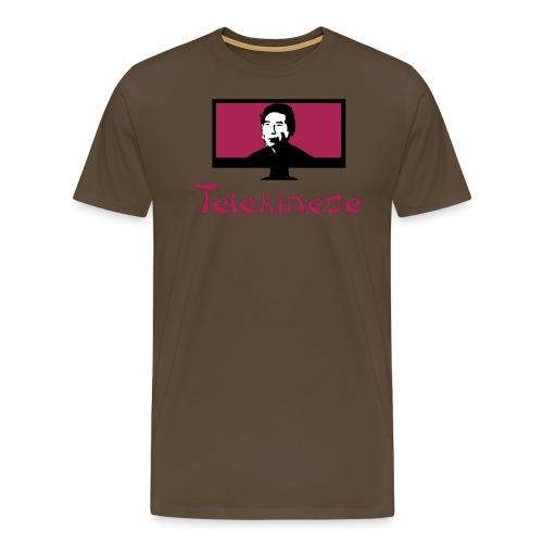 Telekinese - Männer Premium T-Shirt