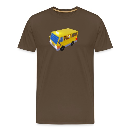 xTshirt TukTuk - Maglietta Premium da uomo
