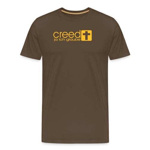 Creed Glaube - Männer Premium T-Shirt