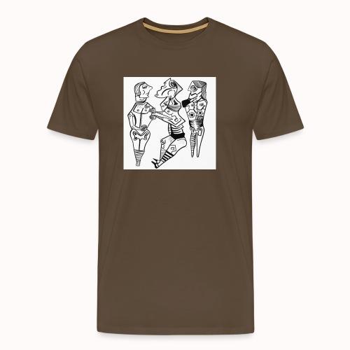 art contemporain - T-shirt Premium Homme