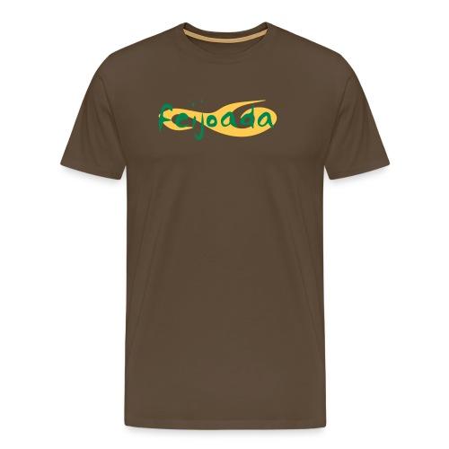 feijoada logo vektor - Männer Premium T-Shirt