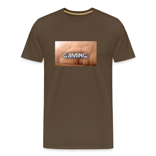 GamingDust LOGO - Men's Premium T-Shirt