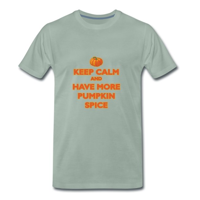 KeepCalmPumpkinSpice